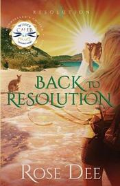 Back to Resolution by Rose Dee image