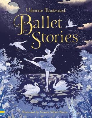 Illustrated Ballet Stories by Various ~ image