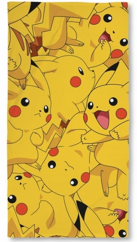 Pokemon Boom Beach Towels image