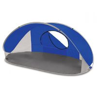 Manta Pop Up Sun Shelter - Blue/Grey