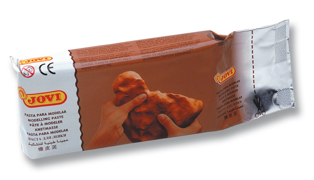 Jovi: Air Hardening Clay - Terracotta (500g)