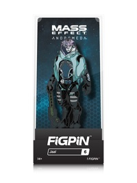 Mass Effect Andromeda: Jaal (#6) - FIGPiN