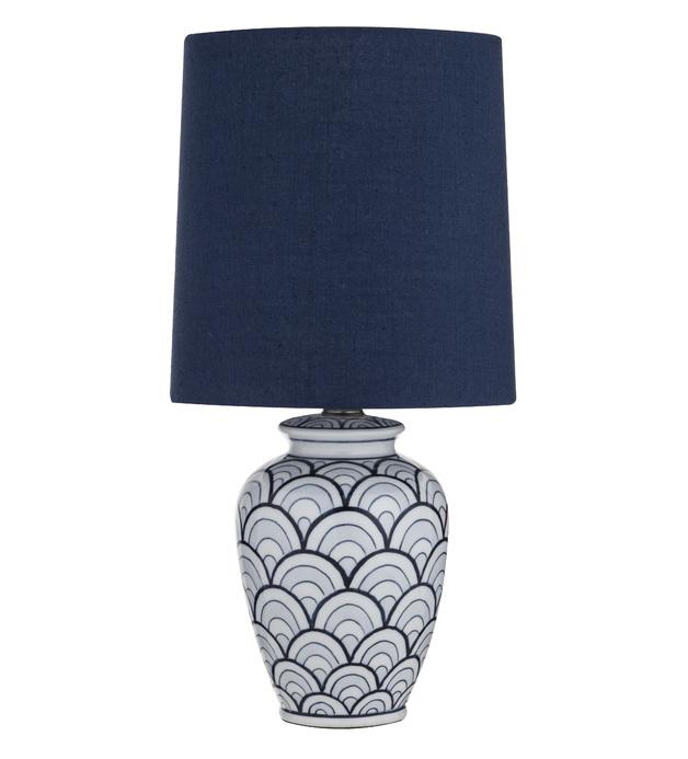 Society Home: Eldon Table Lamp (23x23x50cm)
