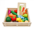 Wooden Role Play Fruit