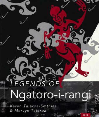 Legends of Ngatoro-i-rangi by Mervyn Taiaroa image