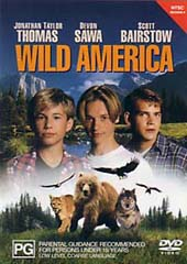 Wild America (NTSC) on DVD