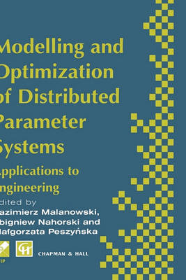 Modelling and Optimization of Distributed Parameter Systems Applications to engineering image