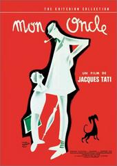 Mon Oncle on DVD