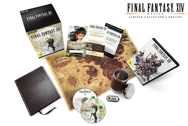 Final Fantasy XIV Collector's Edition   PC   Buy Now   at Mighty Ape NZ