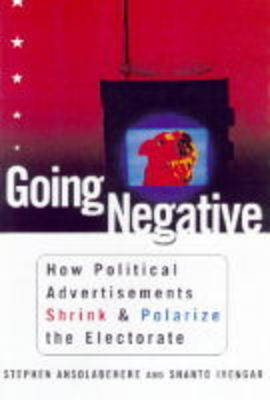 Going Negative by Shanto Iyengar