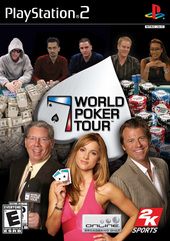 World Poker Tour 2K6 for PlayStation 2