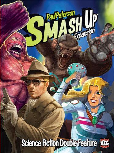 Smash Up: Science Fiction Double Feature image