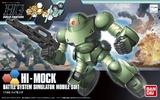 Gundam HG BF Hi-Mock 1/144 Model Kit