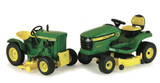 John Deere: 1:16 LGT 50th anniversary (2pc) Set