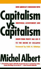 Capitalism vs. Capitalism by Michael Albert