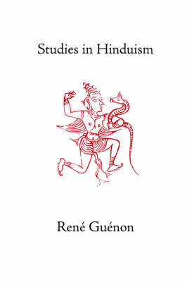 Studies in Hinduism by Rene Guenon image