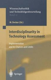 Interdisciplinarity in Technology Assessment