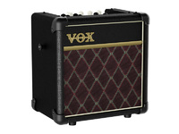 Vox Mini 5 Rhythm 5W Amp Combo with 1 x 6.5' Speaker (Classic)