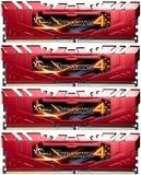 4x8GB G.SKILL Ripjaws 4 2666MHz DDR4 Ram (Red)