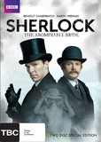 Sherlock: The Abominable Bride on DVD