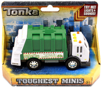 Tonka Emergency Rubbish Truck - Toughest Minis