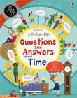 Lift-The-Flap Questions and Answers About Time by Katie Daynes