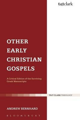Other Early Christian Gospels by Andrew Eric Bernhard image