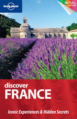 Discover France (AU and UK) by Nicola Williams image