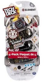 Tech Deck: Fingerboards 4-Pack - (Element)