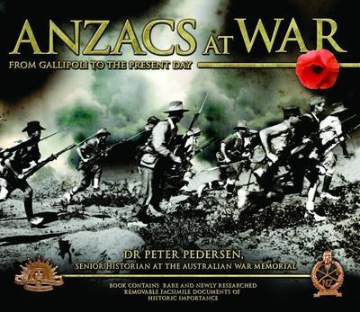Anzacs at War by Peter Pedersen