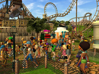 Rollercoaster Tycoon 3 ~ Deluxe Edition for PC Games image