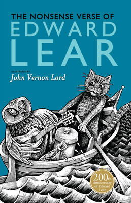 The Nonsense Verse of Edward Lear by Edward Lear
