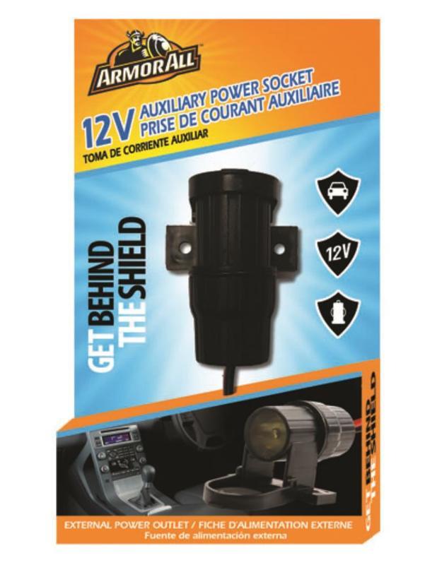 Armor All: 12V Auxliary Power Socket