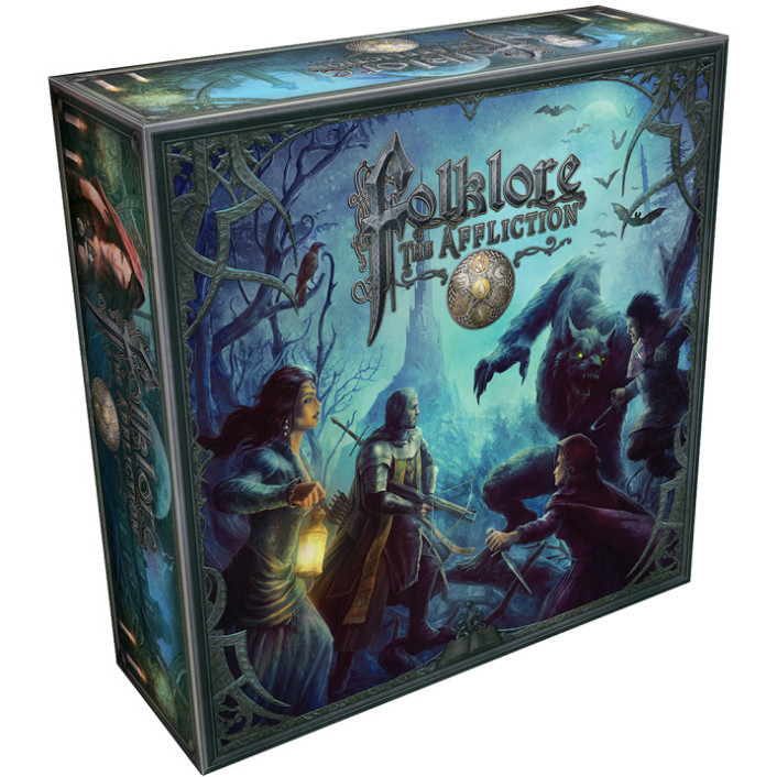 Folklore: The Affliction - Board Game image