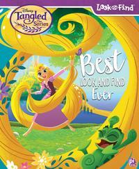 Disney Tangled Look & Find (TV)