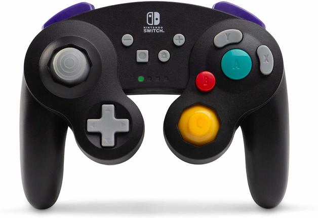 Nintendo Switch Wireless GameCube Controller - Black for Switch