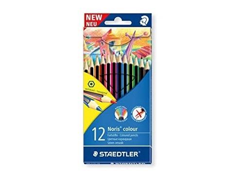 Staedtler Noris Colour Pencils Pkt12