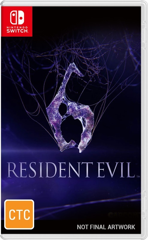 Resident Evil 6 for Switch