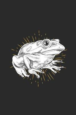 Frog Drawing by Frog Publishing