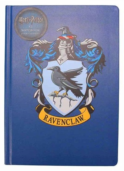 Harry Potter: A5 Notebook - Ravenclaw