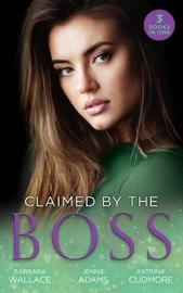 Claimed By The Boss by Barbara Wallace