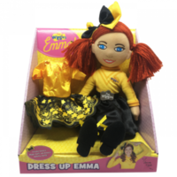 The Wiggles: Dress Up Emma - 40cm Plush image