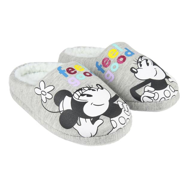 Disney: Minnie Mouse - Kids Slippers (Size: 30/31 Euro)
