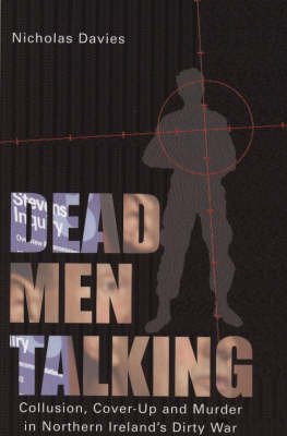 Dead Men Talking by Nicholas Davies image