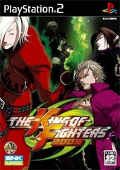 King of Fighters 2003 for PS2
