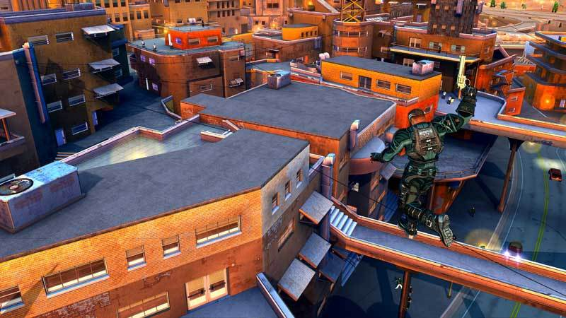 Crackdown (Classics) for Xbox 360 image