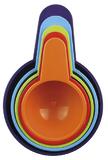 Herevin Rainbow Measuring Scoop Set