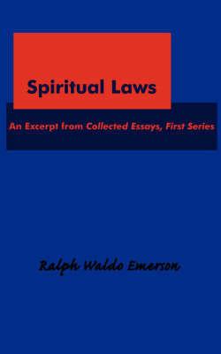 Spiritual Laws by Ralph Waldo Emerson image