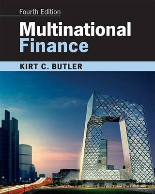 Multinational Finance by Kirt Butler