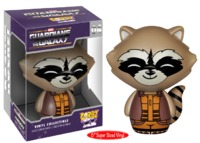 Guardians of the Galaxy: Rocket Raccoon 6-Inch Dorbz XL Vinyl Figure